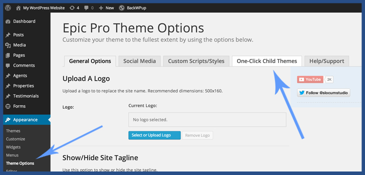 Make a Child Theme on WordPress - Slocum Themes