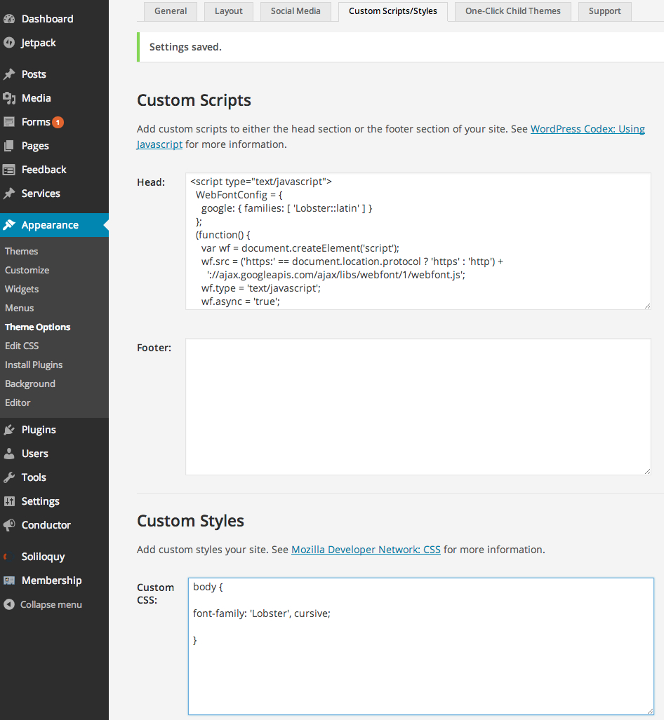 Slocum Theme Options scripts - Slocum Themes