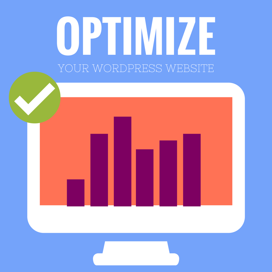 optimize your wordpress website