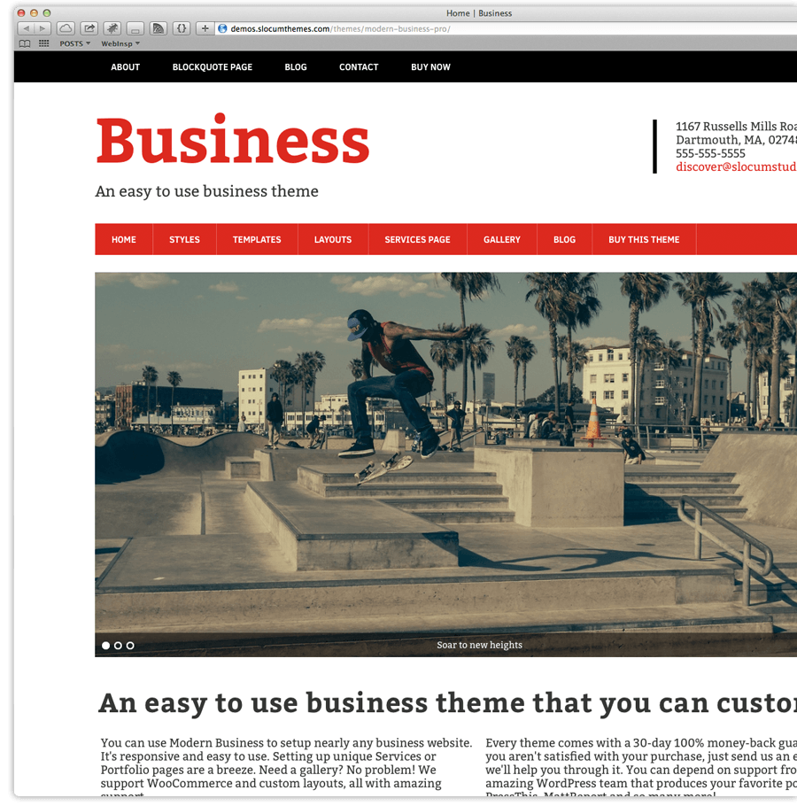 bussiness-theme