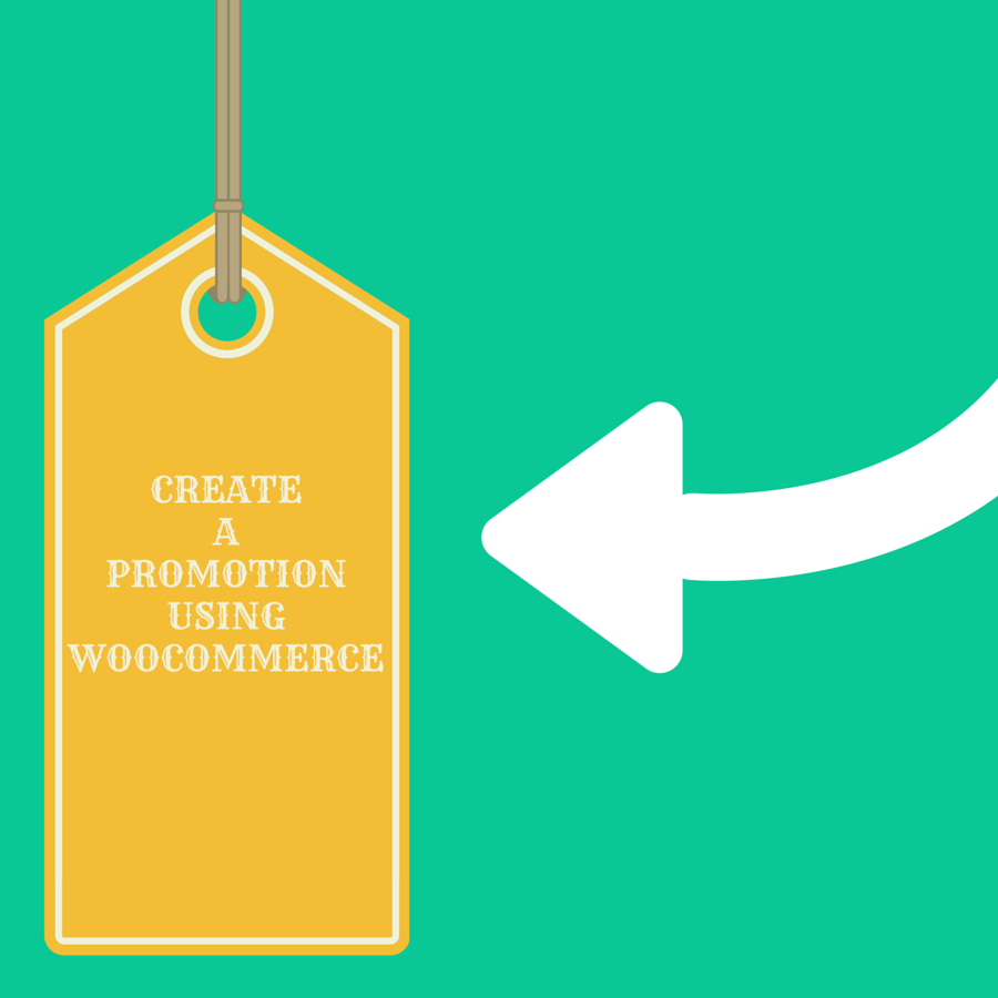 Create promotions using WooCommerce