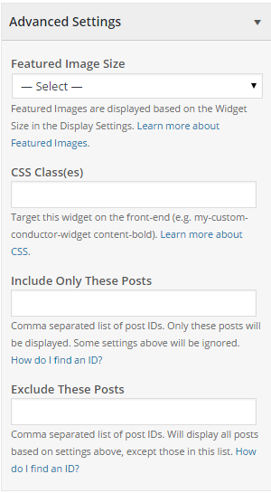 4 ways to adjust the featured image size on WordPress